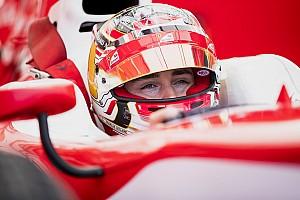 FIA F2 Practice report F2 Silverstone: Leclerc tercepat di latihan, Gelael P16