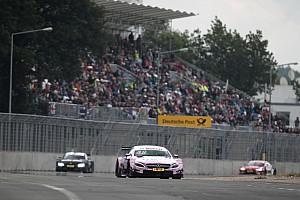 DTM Спеціальна можливість Найщільніший фініш на етапі DTM на Норісринзі