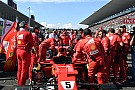 Wolff: hihetetlen, milyen peches a Ferrari