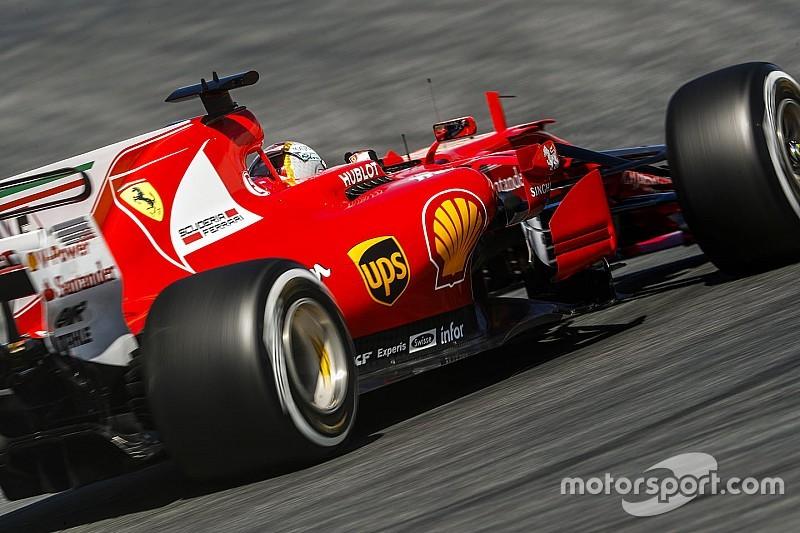 Technique - Ferrari répond aux évolutions de Mercedes