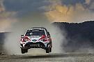 Une première double arrivée dans les points pour Toyota