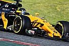 Hulkenberg habló sobre las nuevas gomas de F1