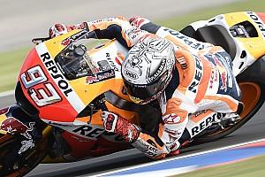MotoGP Résumé d'essais libres EL4 - Márquez le plus rapide sur piste humide