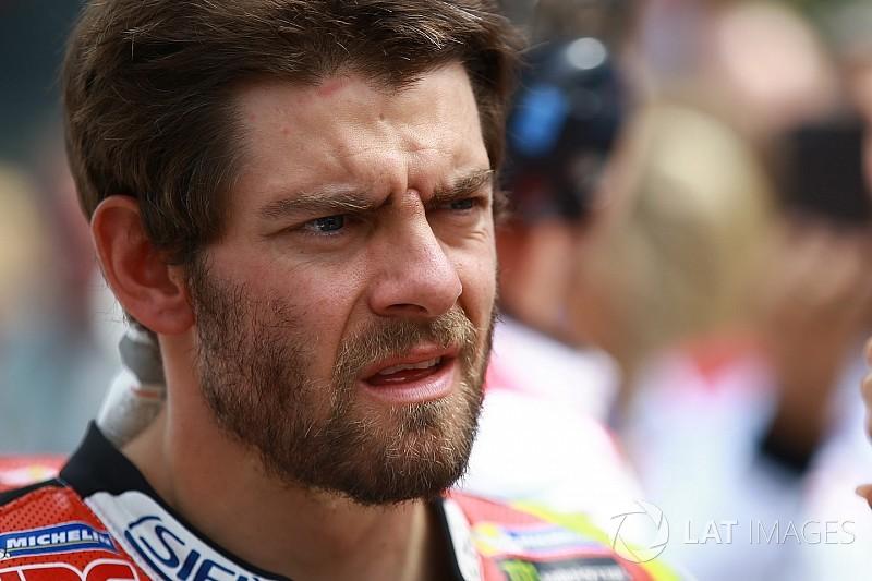 Nach Verletzung: Ist Cal Crutchlow bei MotoGP in Misano fahrtauglich?