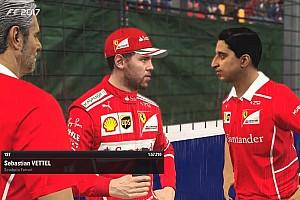 Sim racing BRÉKING F1 2017, THE GAME: Alonso szenzációs versenye az esős Szingapúrban