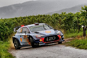 WRC Breaking news WRC points leader Neuville retires from Rally Germany
