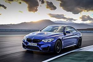 La abuela que 'driftea' con un BMW M4 Competition