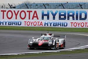 WEC Trainingsbericht WEC-Auftakt 2017 in Silverstone: Toyota am Freitag klar vor Porsche