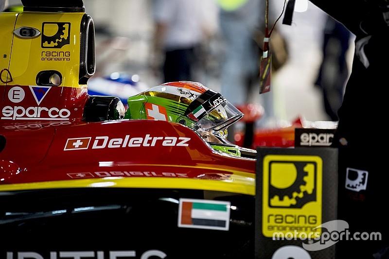 Formel 2: Louis Delétraz ärgert sich über sich selbst