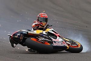 MotoGP Top List GALERÍA: La caída que complica el mundial a Márquez