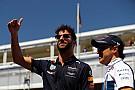 Ricciardo köszönte a ziccert, Bottas kiesését