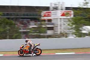 MotoGP Noticias La lluvia pospone al miércoles el test de Michelin en Montmeló