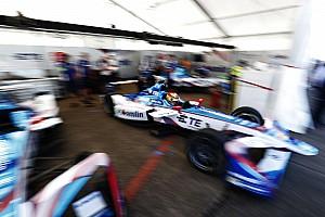 """Formule E Nieuws Frijns begrijpt prestaties in Berlijn niet: """"Wil weten wat er aan de hand is"""""""