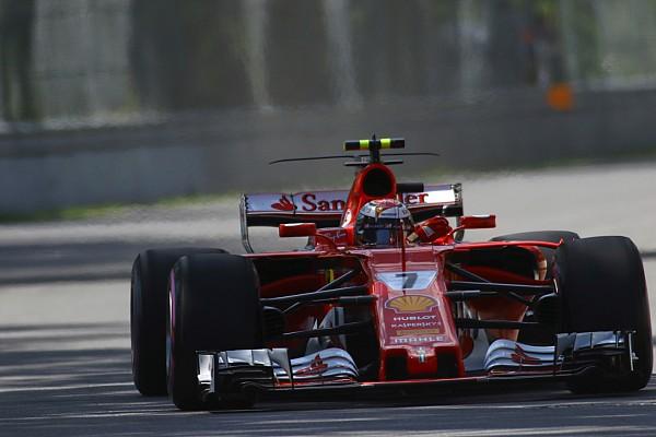 Räikkönen pagó con su tiempo su error en Q3 en Canadá