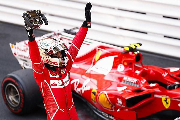 Formula 1 Yarış raporu 2017 Monaco GP: Vettel kazandı, Ferrari duble yaptı!