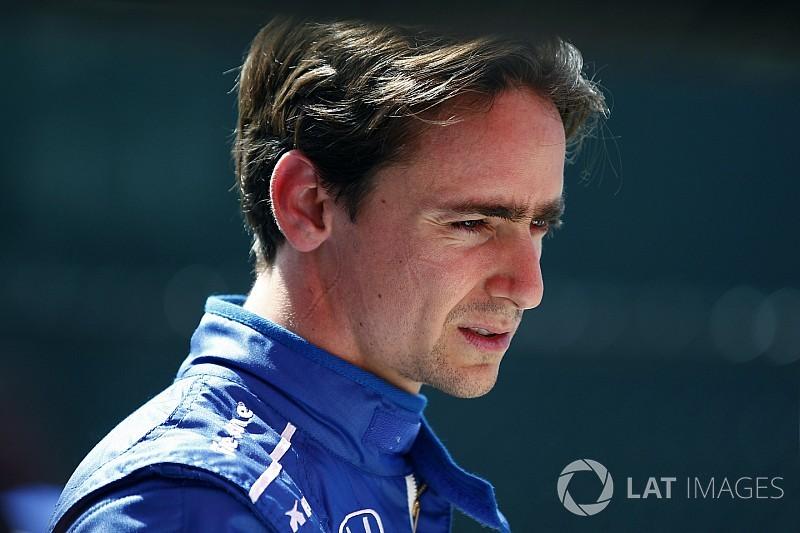 Гутьеррес пропустит этап IndyCar в Техасе