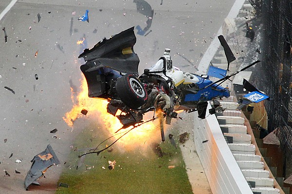 IndyCar Flashback: The story behind Dixon's wild Indy crash