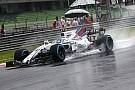 Szenzációs F1-es felvételek az esős Malajziából