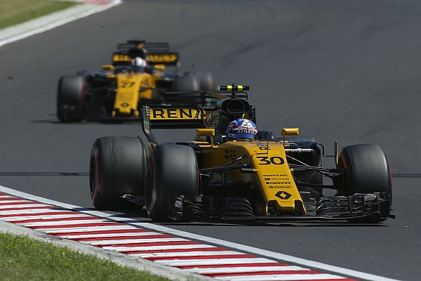 Formule 1 Actualités Renault avec des améliorations moteur à Spa et Monza