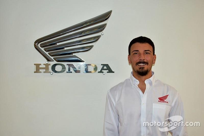 Giugliano bakal kendarai Honda Fireblade di WorldSBK Jerman