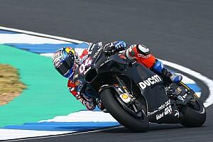 MotoGP News Andrea Dovizioso: Klar, mehr Druck!