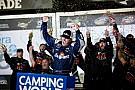 NASCAR Truck Johnny Sauter takes Truck win in wild Daytona opener