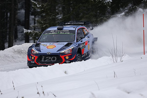 Neuville se lleva el Rally de Suecia y el liderato del WRC