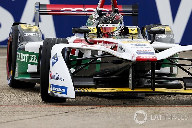 Abt faz grande volta em casa e garante pole; Di Grassi é 5º
