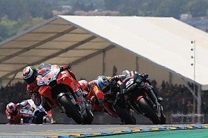 MotoGP Breaking news Lorenzo: Le Mans race struggles down to
