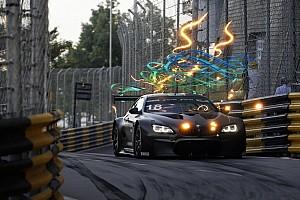GT Feature Ganz in Schwarz: Art-Car von BMW glänzt in Macao