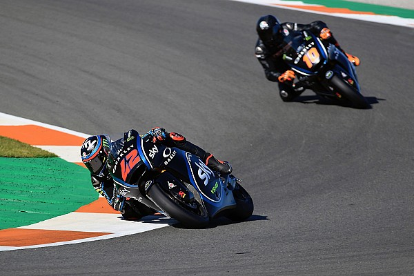 Moto2 Bagnaia: