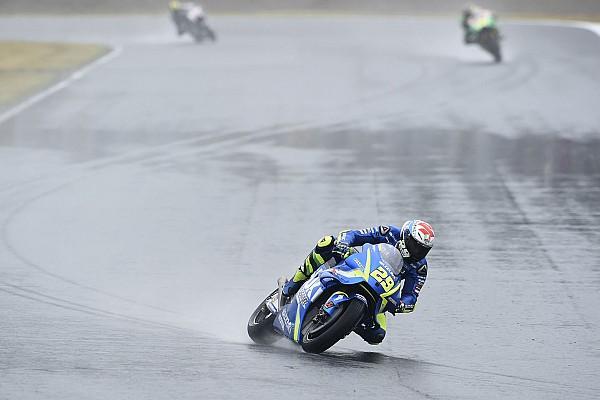 Para Iannone, ele e Suzuki precisavam do resultado de Motegi