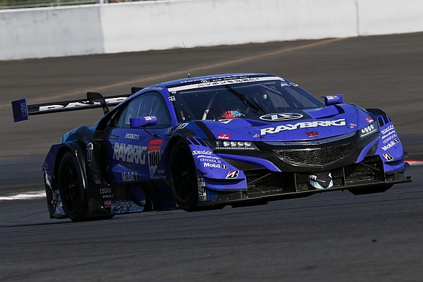 Super GT Button fears repeat of Fuji Super GT struggles