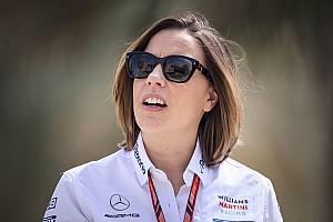 Формула 1 Интервью «Наша машина не дает ему раскрыть талант». Клэр Уильямс о Сироткине