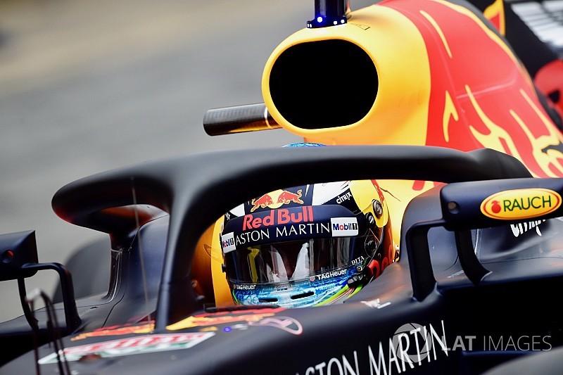Ricciardo: Halo não atrapalha visão das luzes de largada
