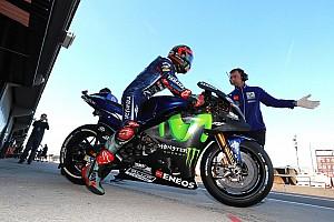 MotoGP Actualités Pour Viñales, une plus large allocation en pneus plutôt positive