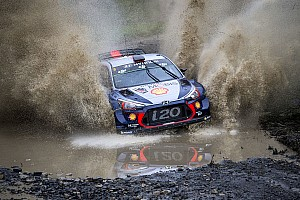 WRC Stage report Australia WRC: Neuville pulls clear on shortened afternoon loop