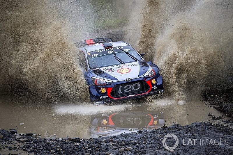 Avustralya WRC: Neuville, kısaltılan bölümün ardından liderliğini pekiştirdi