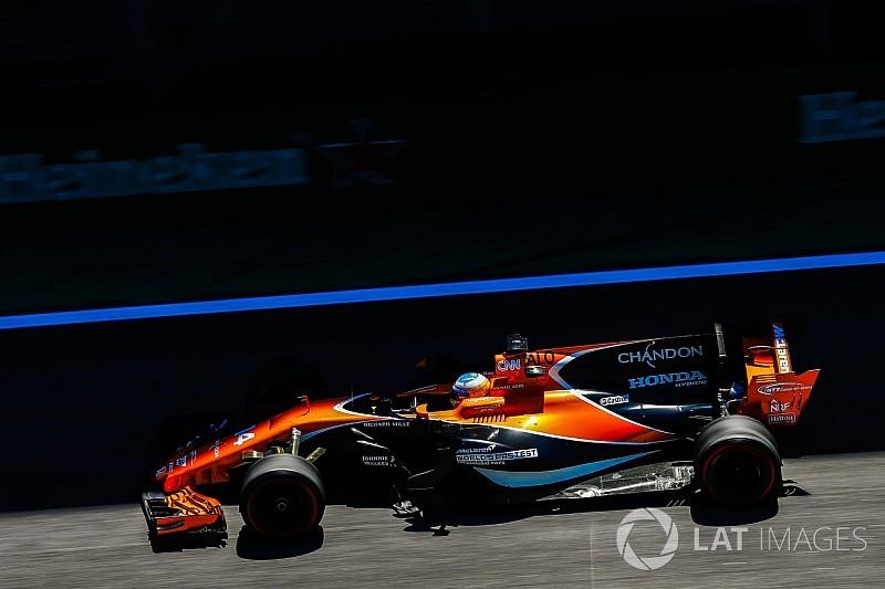 Mclaren: Son yarışlardaki motor cezaları Brezilya'da işe yaradı