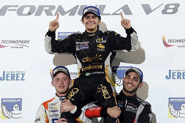 Formula V8 3.5 Crónica de Carrera Fittipaldi se consagró campeón en la Fórmula V8 3.5