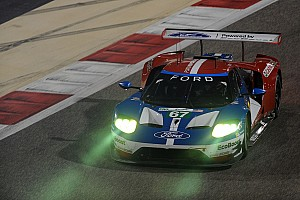 WEC Breaking news Ford retains GTE drivers for 2018/19 WEC season