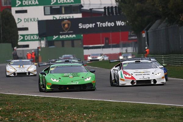 Lamborghini Super Trofeo Sigue en directo la espectacular final mundial de la Lamborghini Cup