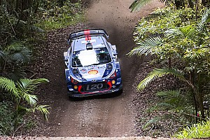 WRC Gara In Australia vince Thierry Neuville, Latvala va a sbattere nel finale