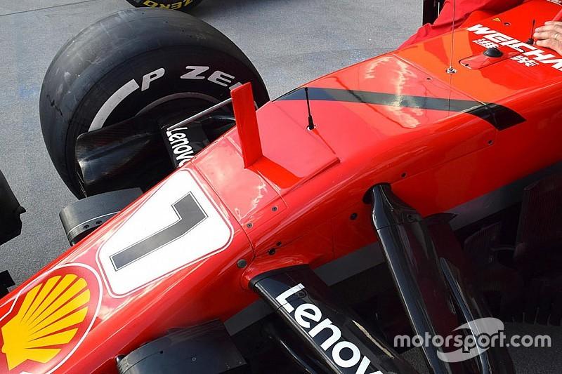 Ferrari: una banda nera sulla SF71H per ricordare Sergio Marchionne