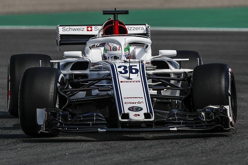Giovinazzi: Hedefim 2019'da Formula 1'de yarışmak