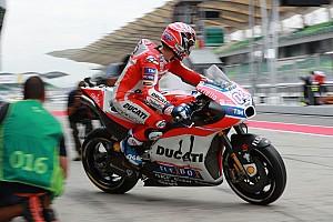 """MotoGP Noticias Dovizioso: """"Márquez está nervioso; lo que le pasa aquí es algo anómalo"""""""