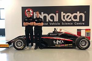 Formula 4 Ultime notizie BhaiTech e i gemelli Famularo insieme per la F.4 Italia 2018