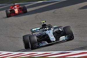 Mercedes vê rivais também com dificuldades com pneus