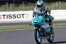 Moto3 Moto3 Barcelona: Bastianini schrijft zege bij in crashfest