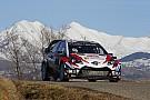 WRC開幕戦:トヨタのタナク2番手に浮上。首位オジェを猛追し14秒差